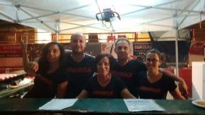 Les bénévoles de l'Argorock @Radio RG30
