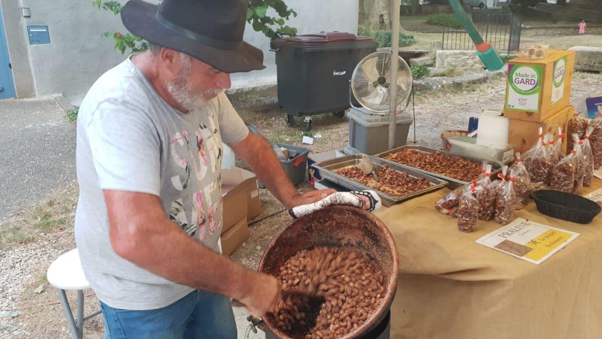 La préparation des chouchous artisanaux avec Patrick