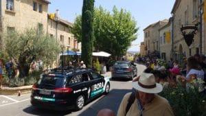 Tour de France 2019 à Castillon-du-Gard ©Radio RG30