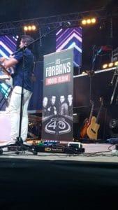 Les Forbans à Montfrin ©Radio RG30