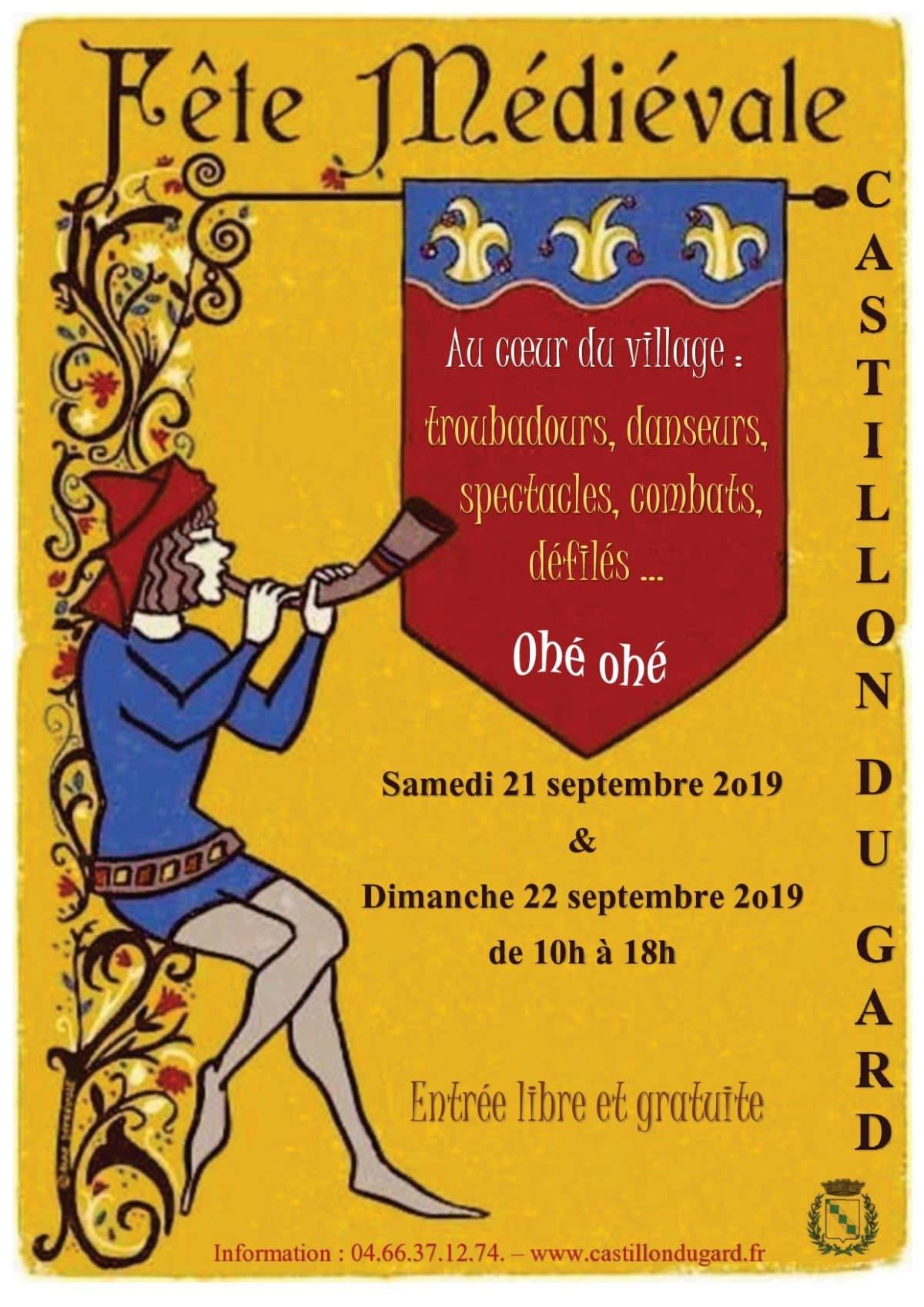 Fête Médiévale (Annulé)