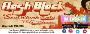 Flash Back avec Eric Diseur sur Radio RG30
