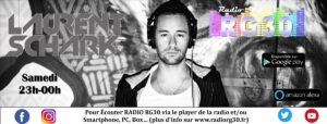 Laurent Shark selection sur Radio RG30