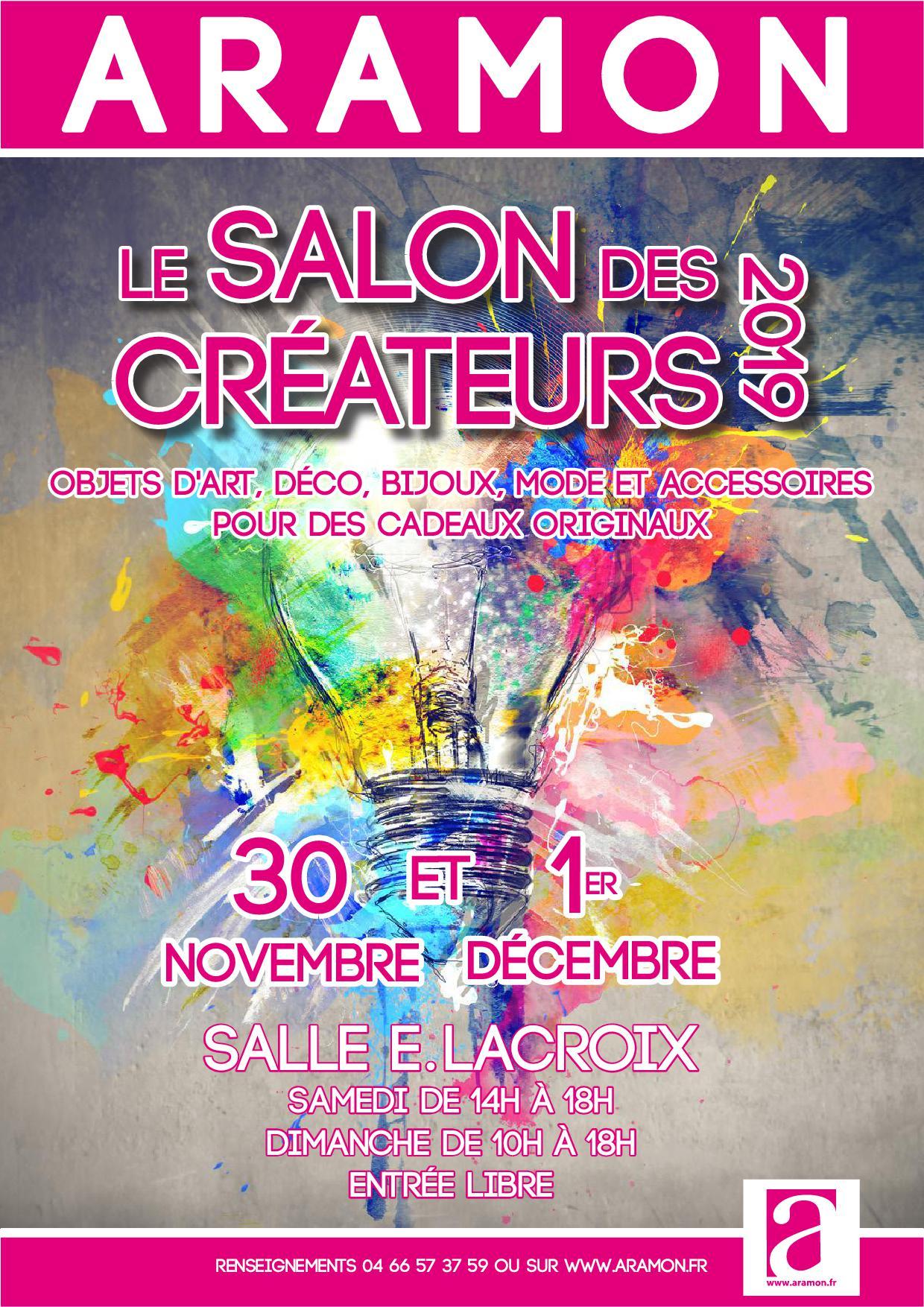 12e Salon des créateurs