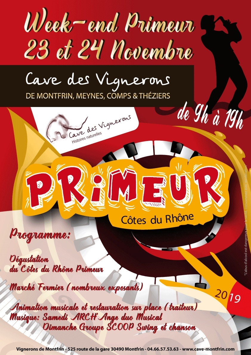 Week-end Primeur 2019