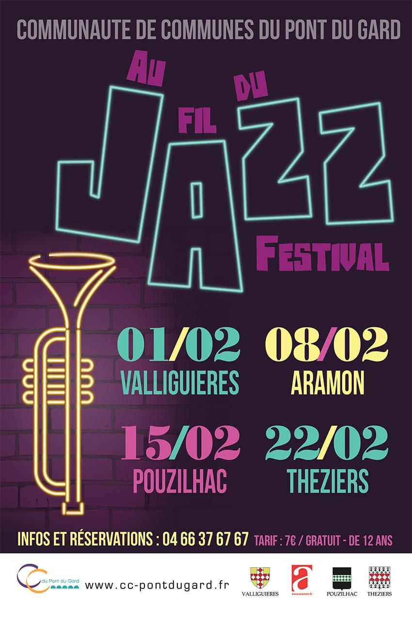 Festival « Au fil du Jazz » : Nirek Hand & His Boogie Messengers