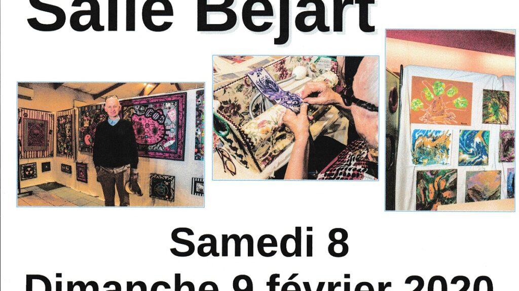 RG30 ET VOUS : 4ème Salon des Talents Montfrinois du 8 au 9 février 2020