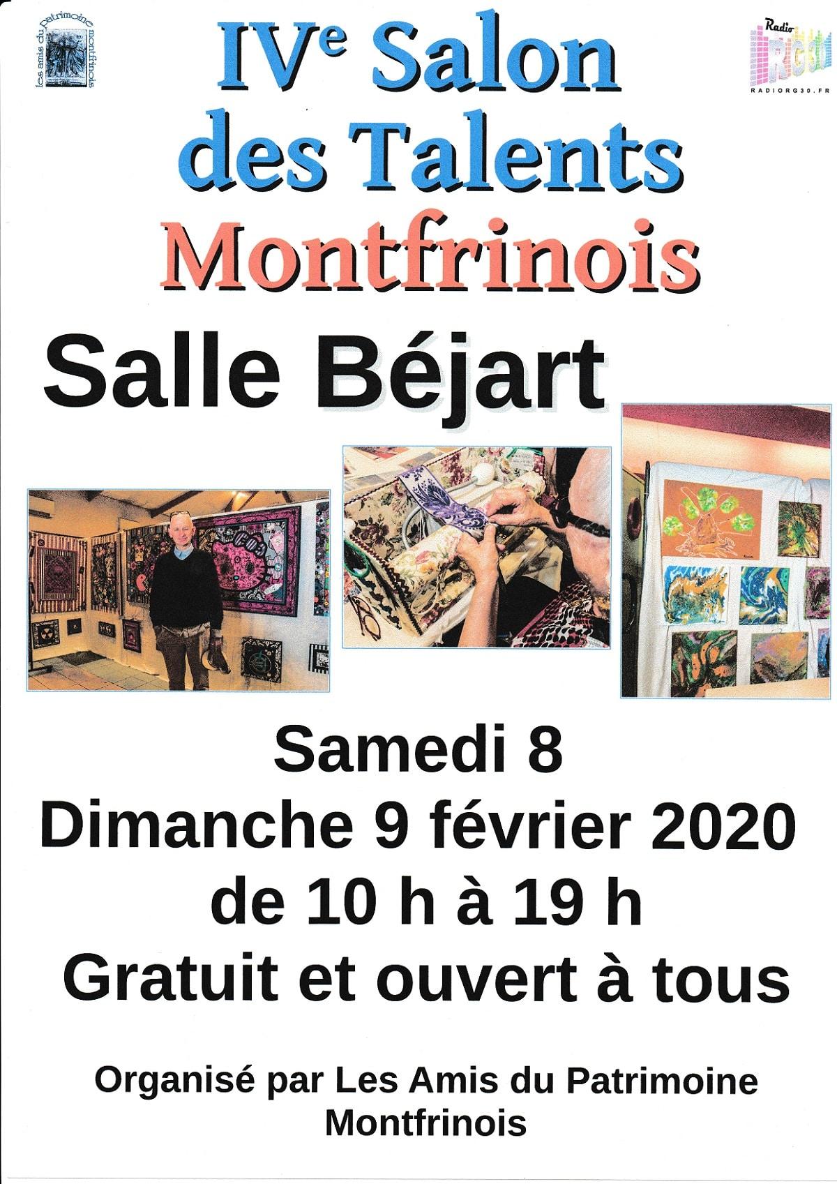 4ème Salon des Talents Montfrinois