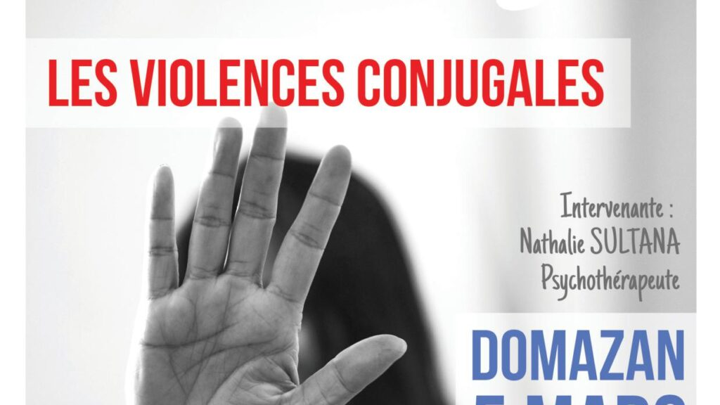 Les Matins Citoyens - violences conjugales