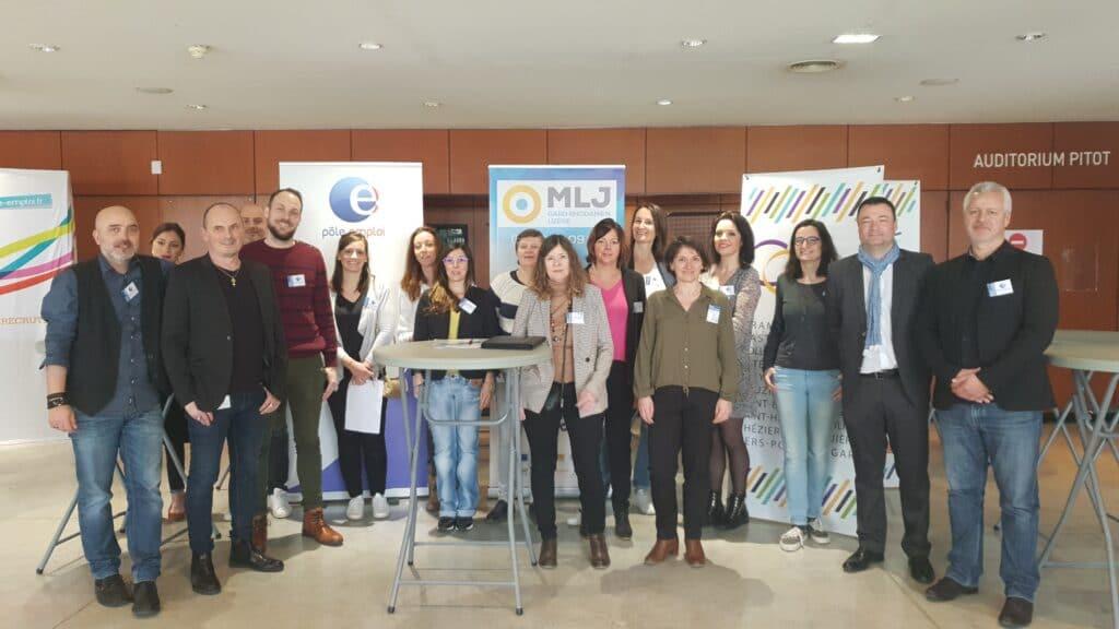 Les organisateurs du Forum de l'emploi saisonnier 2020
