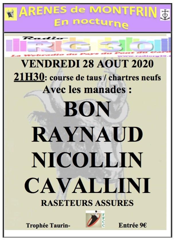 ANNULE - Course taus et chartres neufs 2020