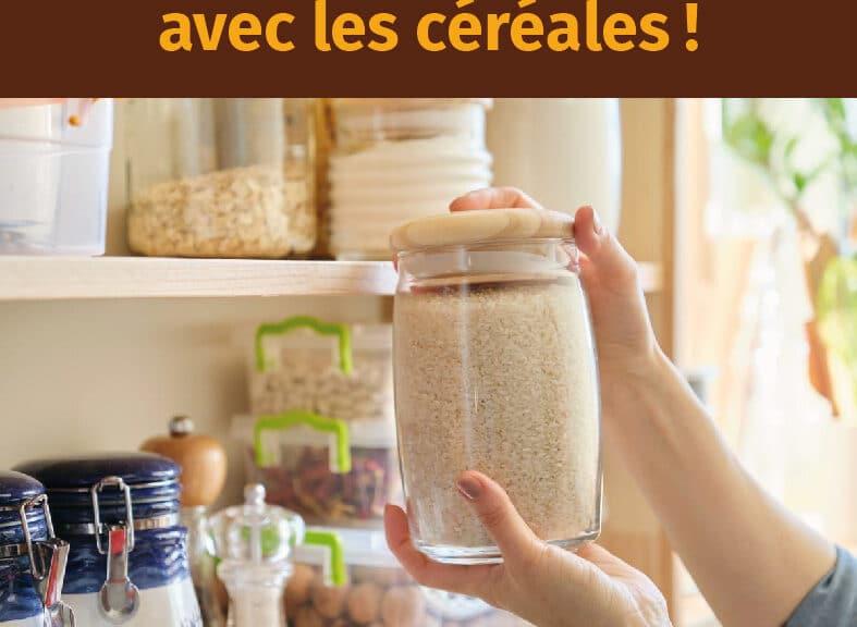 En cuisine avec les céréales ! La chronique saine et gourmande