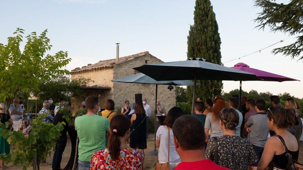 E UPDG Soirée Mazet 2020 ©Entrepreneurs de l'Uzège Pont du Gard