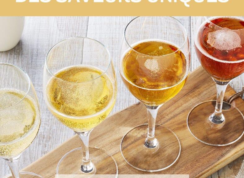 Des saveurs uniques ! La minute découverte des Cidres de France