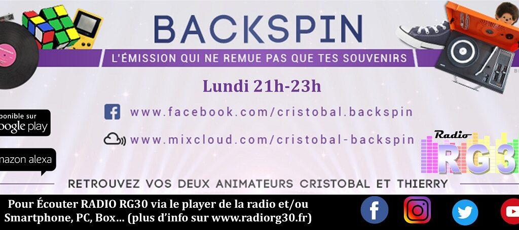 Backspin avec Cristobal, Thity et Mael, l'émission du 19-10-2020