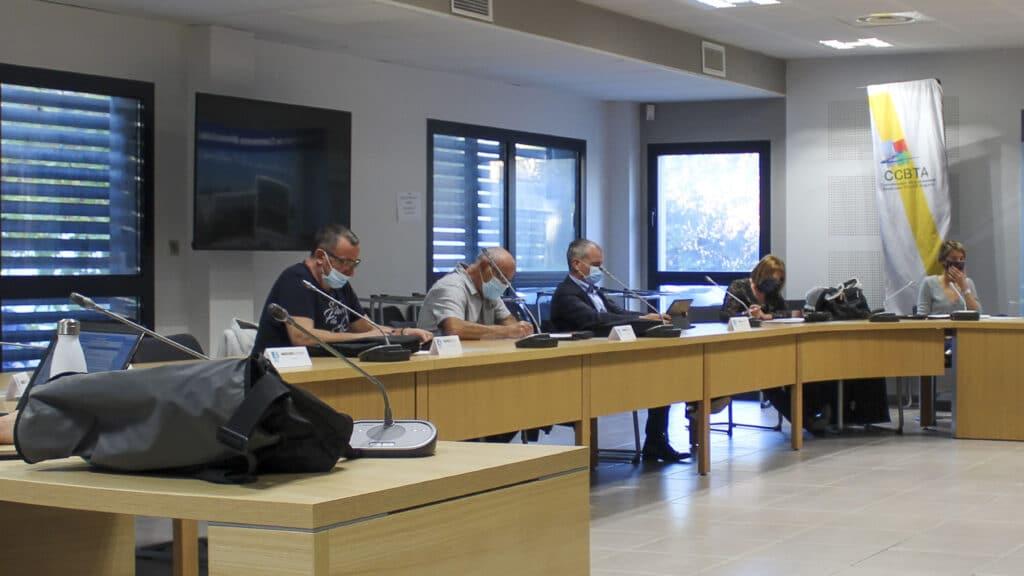 Conseil Syndical ©Sud Rhône Environnement