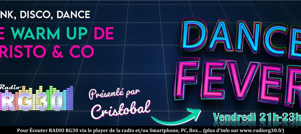Dance Fever avec Cristobal du 23-04-2021