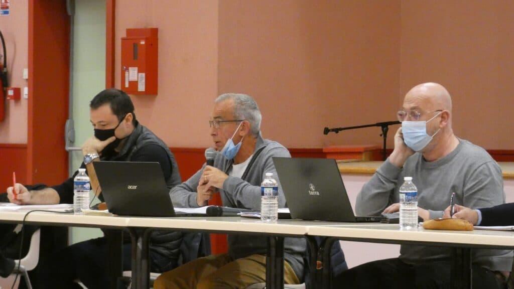 Dernier conseil communautaire de l'année 2020 pour la CCPG ©Radio RG30