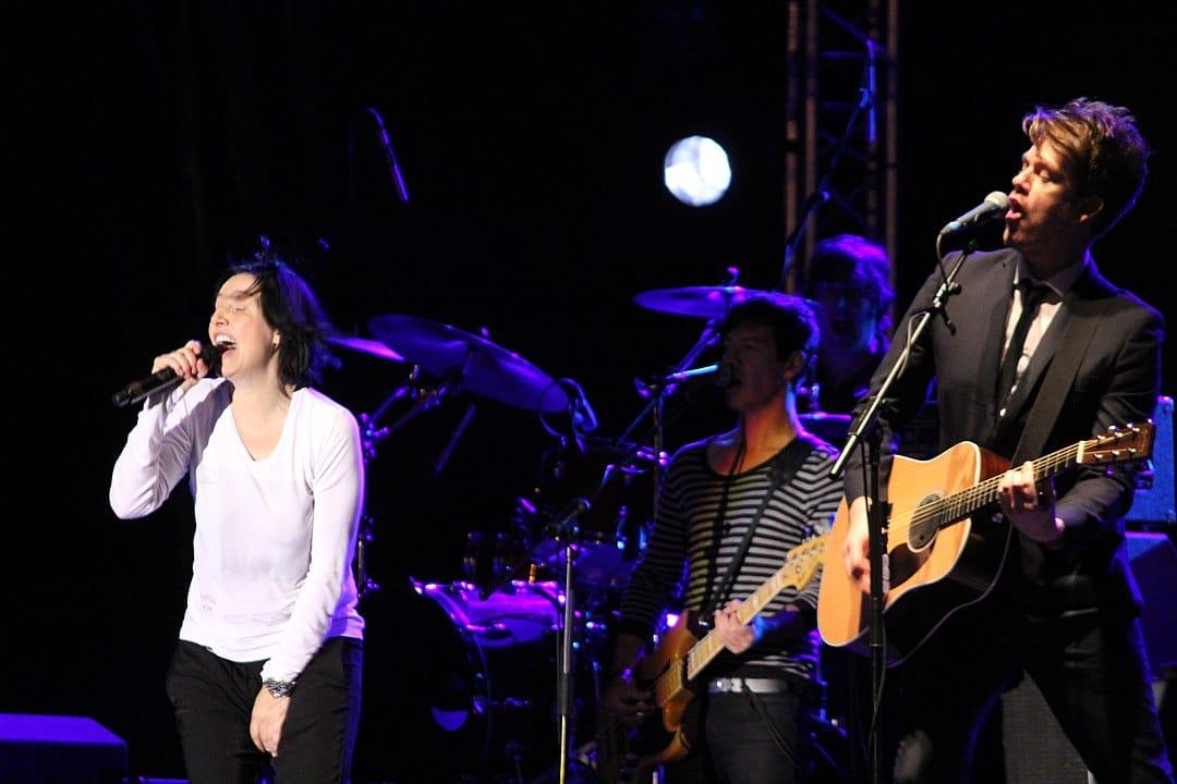 Texas en concert à Keroman (2011)