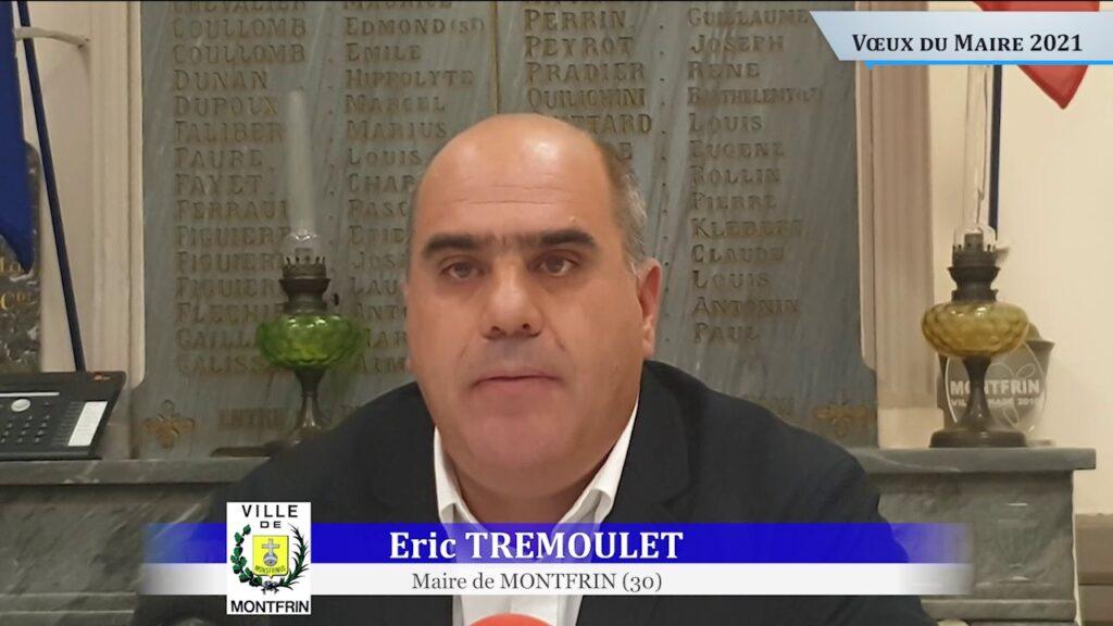 Voeux du Maire Eric Tremoulet 2021