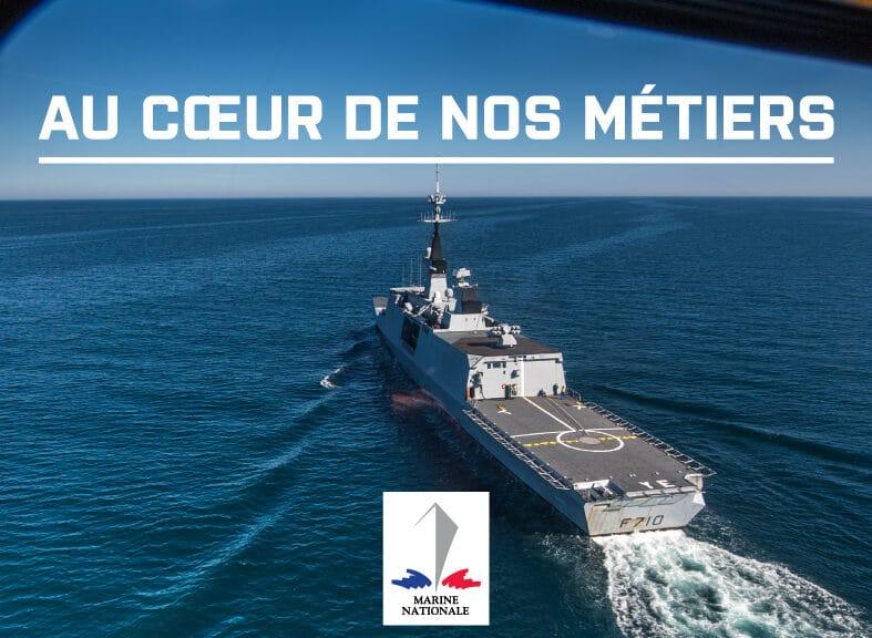 Au cœur des métiers et des talents de la Marine nationale