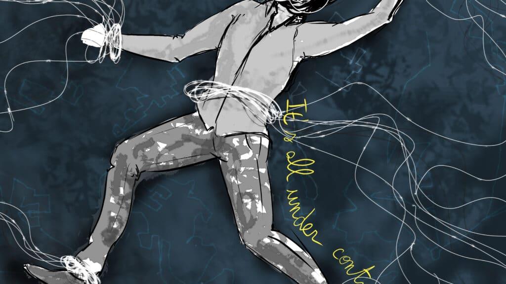 """""""It's All Under Control"""", le nouvel single de Jason Gee"""