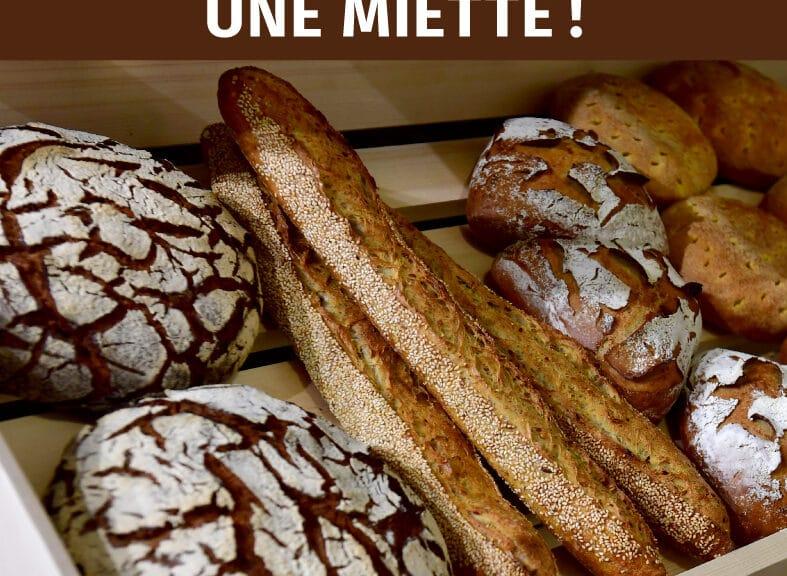 La minute passion du pain
