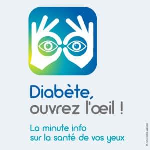 logo diabete ouvrez l oeil